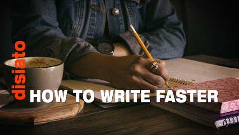 Libro » Liz Hayes, How To Write Faster – Strategies for Planners and Pantsers, CreateSpace Independent Publishing Platform su Disiato.com