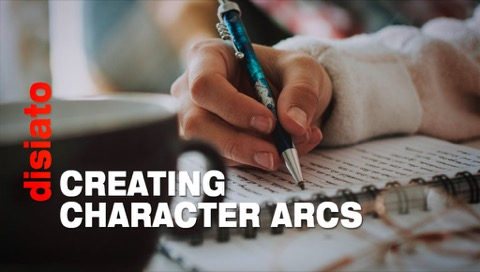 Libro » K.M. Weiland, Creating Character Arcs: The Masterful Author's Guide to Uniting Story Structure, Plot and Character Development, PenForASword Publishing » su Disiato.com