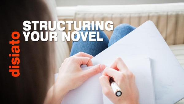 Libro » K.M. Weiland,  Structuring Your Novel: Essential Keys for Writing an Outstanding Story, PenForASword Publishing su Disiato.com